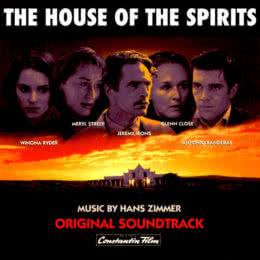 Обложка к диску с музыкой из фильма «Дом духов»