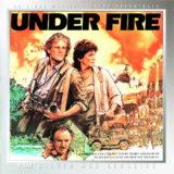 Маленькая обложка диска c музыкой из фильма «Под огнём»