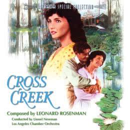 Обложка к диску с музыкой из фильма «Кросс-Крик»