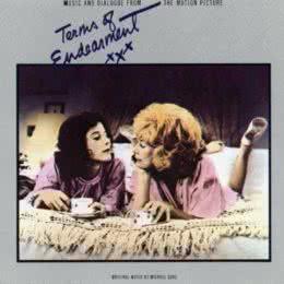 Обложка к диску с музыкой из фильма «Язык нежности»