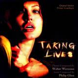 Маленькая обложка диска c музыкой из фильма «Забирая жизни»