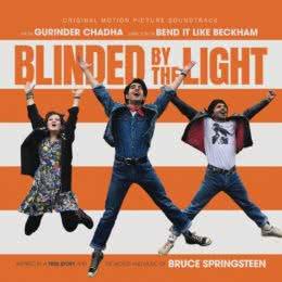 Обложка к диску с музыкой из фильма «Ослепленный светом»