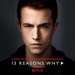 Обложка к диску с музыкой из сериала «13 причин почему»