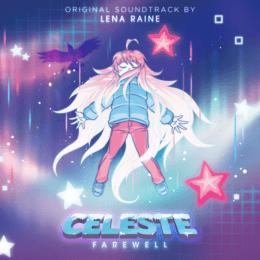 Обложка к диску с музыкой из игры «Celeste: Farewell»