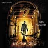 Маленькая обложка диска c музыкой из фильма «Ночь в музее»