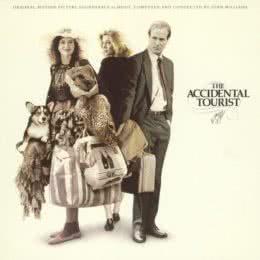 Обложка к диску с музыкой из фильма «Турист поневоле»