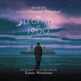 Обложка к диску с музыкой из фильма «Легенда о пианисте»