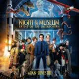 Маленькая обложка диска c музыкой из фильма «Ночь в музее 2»