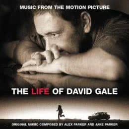 Обложка к диску с музыкой из фильма «Жизнь Дэвида Гейла»