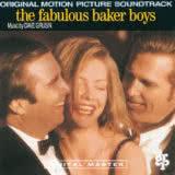 Маленькая обложка диска c музыкой из фильма «Знаменитые братья Бейкеры»