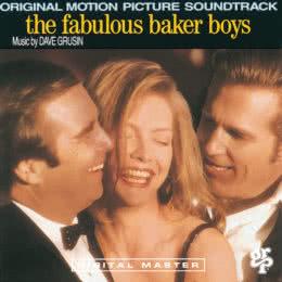 Обложка к диску с музыкой из фильма «Знаменитые братья Бейкеры»