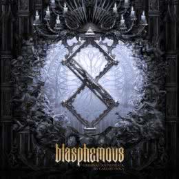 Обложка к диску с музыкой из игры «Blasphemous»