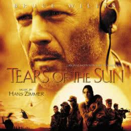 Обложка к диску с музыкой из фильма «Слёзы солнца»