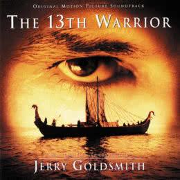 Обложка к диску с музыкой из фильма «Тринадцатый воин»