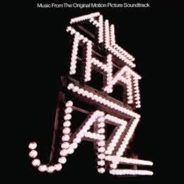 Обложка к диску с музыкой из фильма «Весь этот джаз»