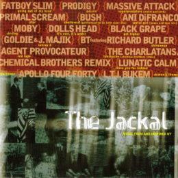 Обложка к диску с музыкой из фильма «Шакал»