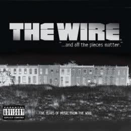 Обложка к диску с музыкой из сериала «Прослушка»