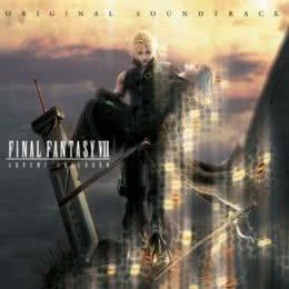 Обложка к диску с музыкой из фильма «Последняя фантазия VII: Дети пришествия»