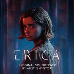 Обложка к диску с музыкой из игры «Erica»
