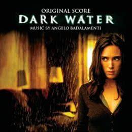 Обложка к диску с музыкой из фильма «Тёмная вода»