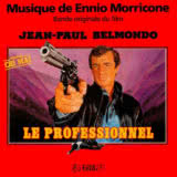 Маленькая обложка диска c музыкой из фильма «Профессионал»