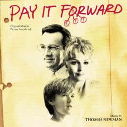 Обложка к диску с музыкой из фильма «Заплати другому»