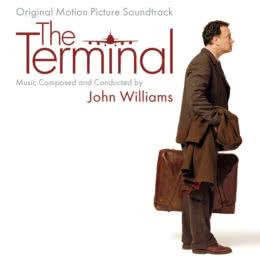 Обложка к диску с музыкой из фильма «Терминал»