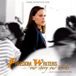 Обложка к диску с музыкой из фильма «Писатели свободы»