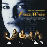 Маленькая обложка диска c музыкой из фильма «Писатели свободы»
