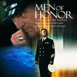 Обложка к диску с музыкой из фильма «Военный ныряльщик»