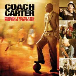 Обложка к диску с музыкой из фильма «Тренер Картер»