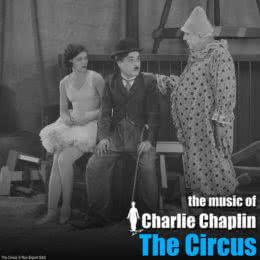 Обложка к диску с музыкой из фильма «Цирк»