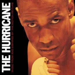 Обложка к диску с музыкой из фильма «Ураган»