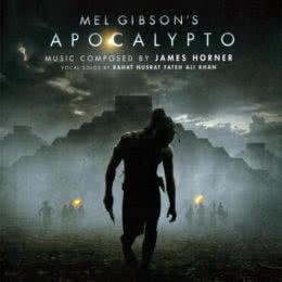 Обложка к диску с музыкой из фильма «Апокалипсис»