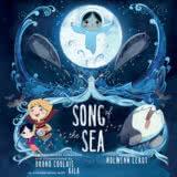Маленькая обложка диска c музыкой из мультфильма «Песнь моря»