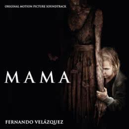 Обложка к диску с музыкой из фильма «Мама»