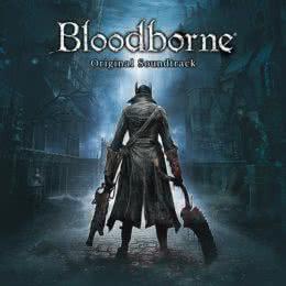 Обложка к диску с музыкой из игры «Bloodborne»