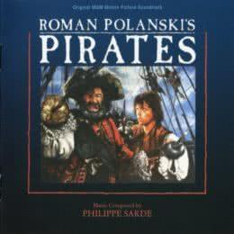 Обложка к диску с музыкой из фильма «Пираты»