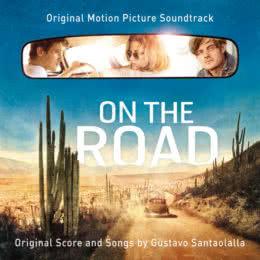 Обложка к диску с музыкой из фильма «На дороге»