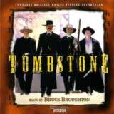 Маленькая обложка диска c музыкой из фильма «Тумстоун: Легенда дикого запада»