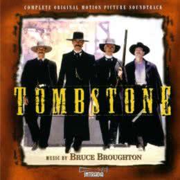 Обложка к диску с музыкой из фильма «Тумстоун: Легенда дикого запада»