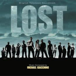 Обложка к диску с музыкой из сериала «Остаться в живых (1 сезон)»