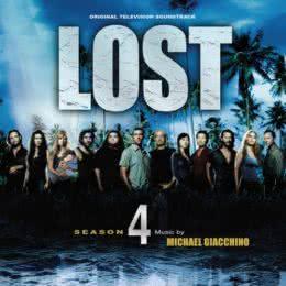 Обложка к диску с музыкой из сериала «Остаться в живых (4 сезон)»