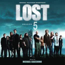 Обложка к диску с музыкой из сериала «Остаться в живых (5 сезон)»