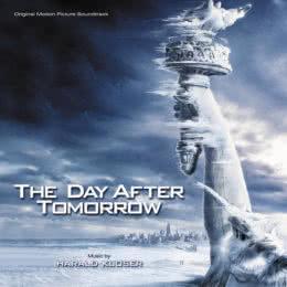 Обложка к диску с музыкой из фильма «Послезавтра»