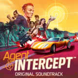 Маленькая обложка диска c музыкой из игры «Agent Intercept»
