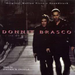 Обложка к диску с музыкой из фильма «Донни Браско»