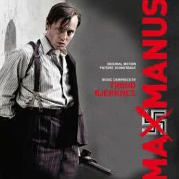 Обложка к диску с музыкой из фильма «Макс Манус: Человек войны»
