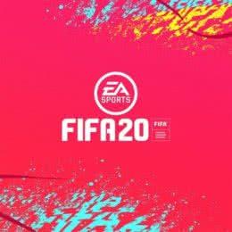Обложка к диску с музыкой из игры «FIFA 20»