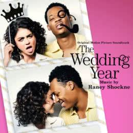 Обложка к диску с музыкой из фильма «Свадебный год»
